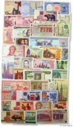 Lot de 100 billets Monde pour débuter LOTS  1945 P.- NEUF