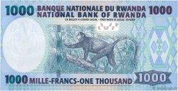 1000 Francs RWANDA  2008 P.31b NEUF