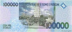 100000 Dobras SAINT THOMAS et PRINCE  2010 P.069b NEUF