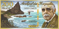 200 Francs KERGUELEN  2010 P.-s NEUF