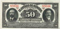 50 Centavos MEXIQUE  1915 PS.1070 NEUF