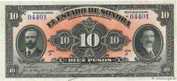 10 Pesos MEXIQUE  1915 PS.1073 NEUF