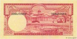 100 Rupiah INDONÉSIE  1957 P.051a SPL