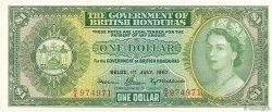 1 Dollar HONDURAS BRITANNIQUE  1967 P.28b NEUF
