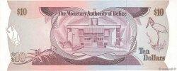10 Dollars BELIZE  1980 P.40a pr.NEUF