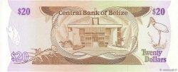 20 Dollars BELIZE  1983 P.45 pr.NEUF