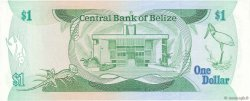 1 Dollar BELIZE  1986 P.46b SPL