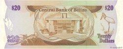 20 Dollars BELIZE  1987 P.49b NEUF