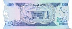 100 Dollars BELIZE  1989 P.50b NEUF