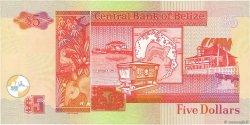 5 Dollars BELIZE  2005 P.67b pr.NEUF