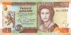 20 Dollars BELIZE  2003 P.69a NEUF