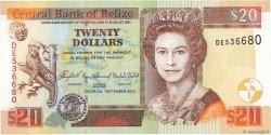 20 Dollars BELIZE  2007 P.69c pr.NEUF