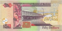 50 Dollars BELIZE  2003 P.70a NEUF