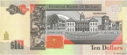 10 Dollars BELIZE  1991 P.54b NEUF
