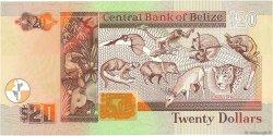 20 Dollars BELIZE  1997 P.63a pr.NEUF