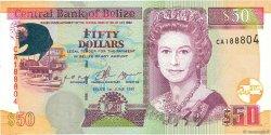 50 Dollars BELIZE  1997 P.64a pr.NEUF