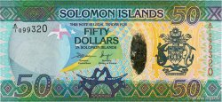 50 Dollars ÎLES SALOMON  2013 P.New NEUF