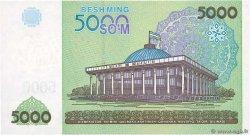 5000 Sum OUZBEKISTAN  2013 P.83 NEUF