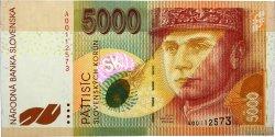 5000 Korun SLOVAQUIE  2003 P.43 NEUF