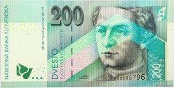 200 Korun SLOVAQUIE  2002 P.41 NEUF