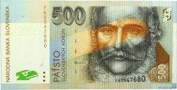 500 Korun SLOVAQUIE  2000 P.31 SPL+