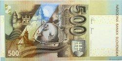 500 Korun SLOVAQUIE  2006 P.46 NEUF
