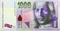 1000 Korun SLOVAQUIE  2007 P.47b pr.NEUF