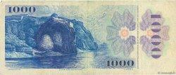 1000 Korun SLOVAQUIE  1993 P.19 pr.TTB
