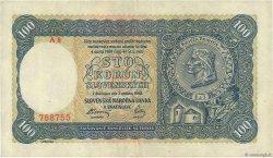 100 Korun SLOVAQUIE  1940 P.11a TTB+
