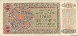 1000 Korun SLOVAQUIE  1940 P.13a pr.TTB