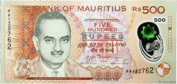 500 Rupees ÎLE MAURICE  2013 P.66 NEUF