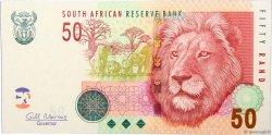 50 Rand AFRIQUE DU SUD  2009 P.130b NEUF