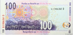 100 Rand AFRIQUE DU SUD  2009 P.131b pr.NEUF