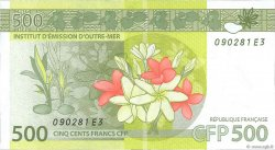 500 Francs CFP POLYNÉSIE, TERRITOIRES D