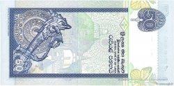 50 Rupees SRI LANKA  2004 P.117c NEUF