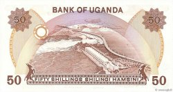 50 Shillings OUGANDA  1985 P.20 NEUF