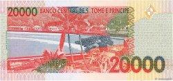 20000 Dobras SAINT THOMAS et PRINCE  2010 P.067d NEUF