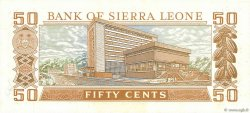 50 Cents SIERRA LEONE  1980 P.09 pr.NEUF