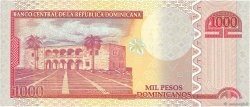 1000 Pesos Dominicanos RÉPUBLIQUE DOMINICAINE  2012 P.New NEUF