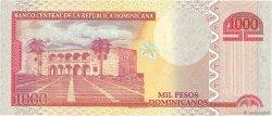 1000 Pesos Dominicanos RÉPUBLIQUE DOMINICAINE  2012 P.New NEUF