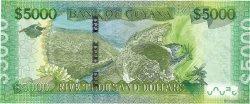 5000 Dollars GUYANA  2013 P.40 NEUF