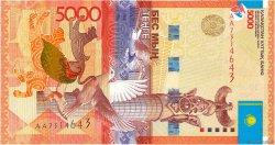 5000 Tengé KAZAKHSTAN  2011 P.42a NEUF