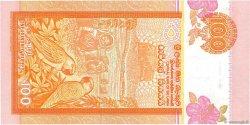 100 Rupees SRI LANKA  2004 P.118b NEUF