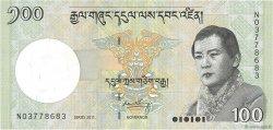 100 Ngultrum BHOUTAN  2011 P.32b NEUF