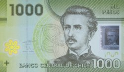1000 Pesos CHILI  2011 P.161a NEUF