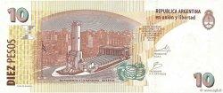 10 Pesos ARGENTINE  2011 P.354 NEUF