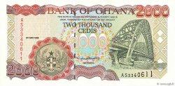 2000 Cedis GHANA  1998 P.33c NEUF