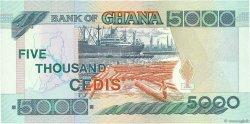 5000 Cedis GHANA  2003 P.34i NEUF