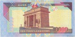 10000 Cedis GHANA  2003 P.35b NEUF