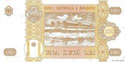 100 Lei MOLDAVIE  2013 P.15c NEUF